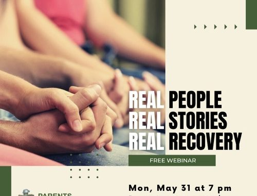 Real People, Real Stories, Real Recovery