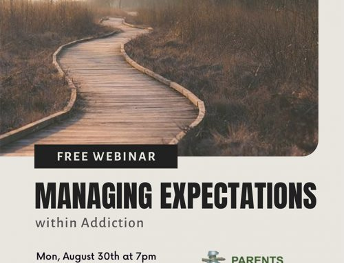 Managing Expectations within Addictions